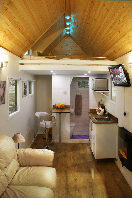 "Tiny House Uk - ""Tiny House"" Cabins, Off Grid Micro Homes, Built"
