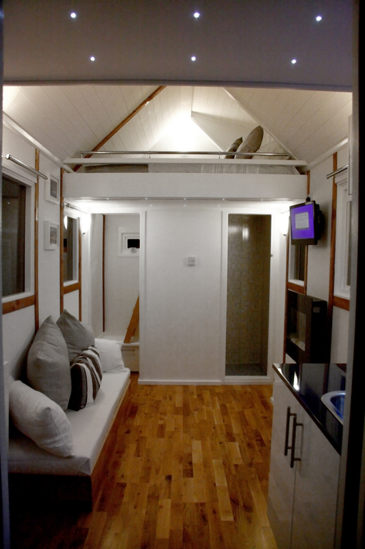 Grand Designs Live Tiny House On Wheels London Tiny House Uk