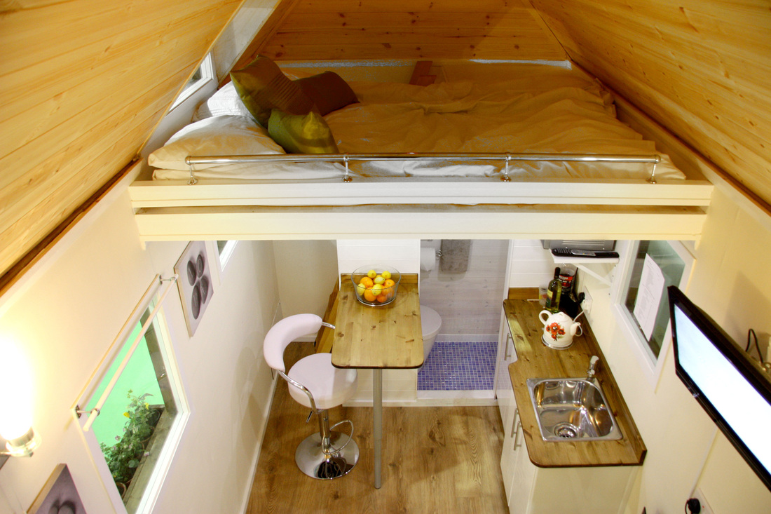 Contact. Images of Tiny Houses  custom built for clients in the UK and