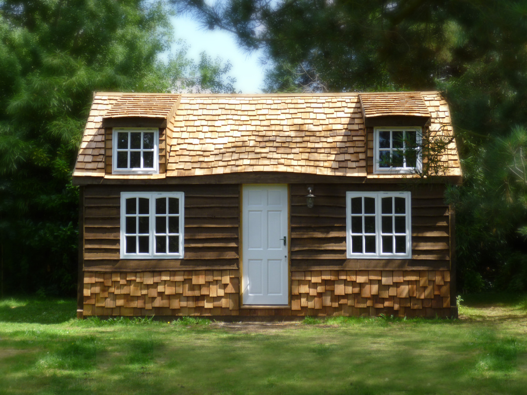 Images of tiny houses custom built for clients in the uk for Build a house kits