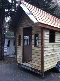 Build a Tiny House cabin Tiny House UK